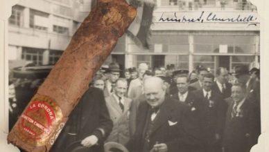 Churchill szivar