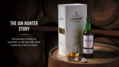 LAPHROAIG 30 YEAR OLD-THE IAN HUNTER STORY BOOK 2:BUILDING AN ICON